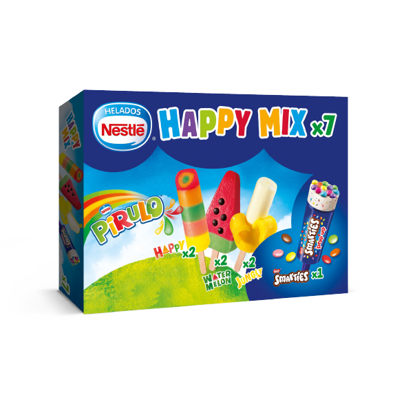 Happy Mix x 7